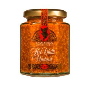 Hot Chilli Mustard