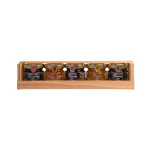 Jam Gift Crate 5x28g
