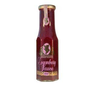Loganberry Dessert Sauce