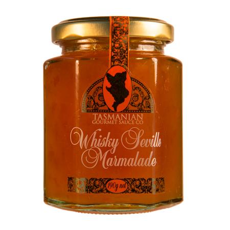 Whisky Seville Marmalade 190g