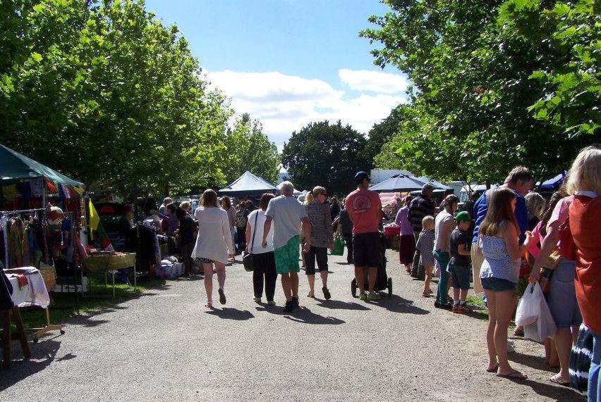 Evandale Sunday Market
