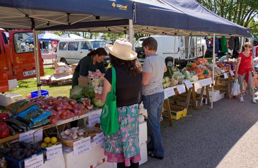 Evandale Market