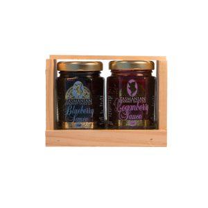 Dessert Sauce Gift Crate