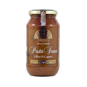 Pasta Sauce Olive & Caper 550g