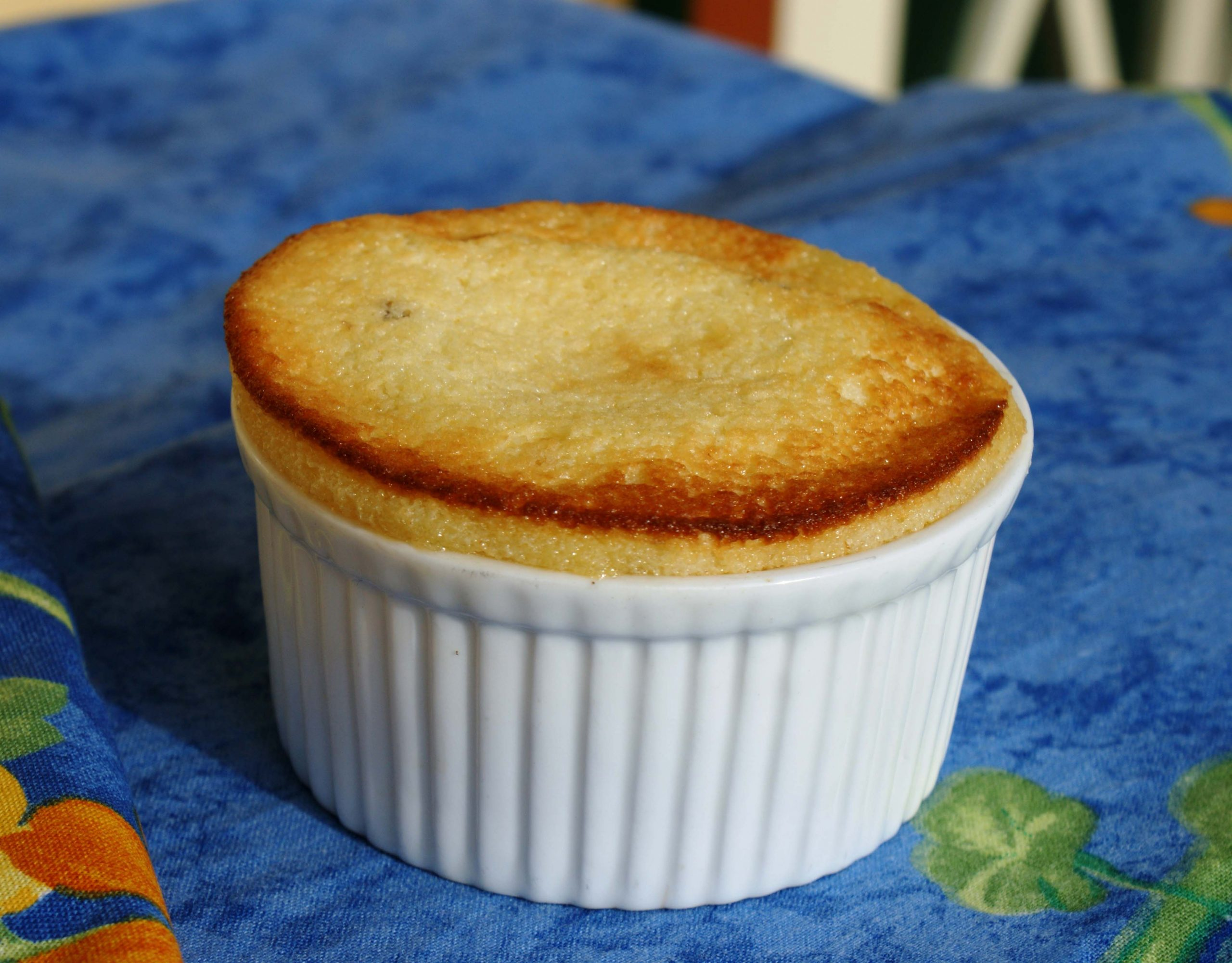 Whisky Seville Marmalade Souffle