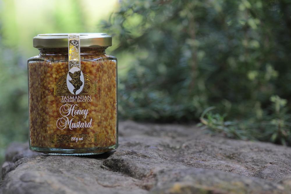 Tasmanian Honey Mustard